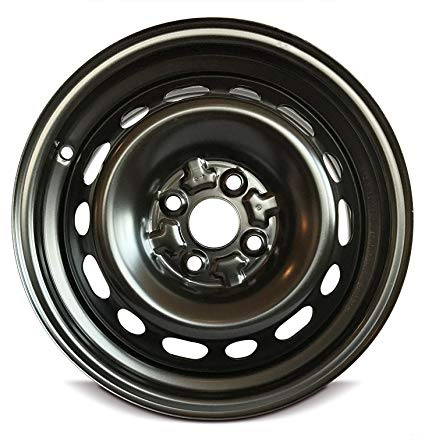 Plechový disk KFZ6735 5x15 4x100 ET40 SUZUKI SWIFT (with wheel bolts) (FZ)