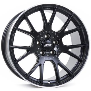 ATS Crosslight hliníkové disky 8,5x19 5x114,3 ET28 racing-black hornpolished